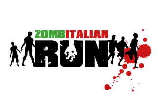 ZOMBITALIAN RUN Logo